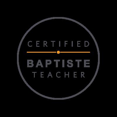 Certified Baptiste Teacher